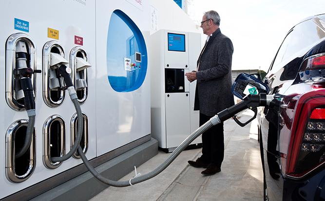 H2 Car Dispensers