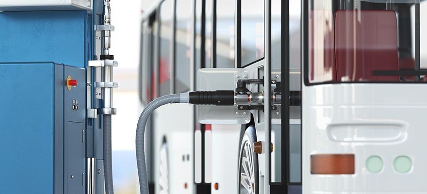 H2 Bus & Truck Dispensers