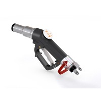 WEH® Fuelling Nozzle TK17 CNG for cars (NGV1), single-handed operation, twin hose system, 200 bar