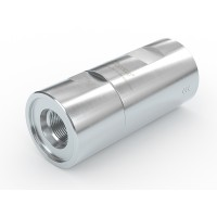 """WEH® Filter TSF1 CNG for cars as prefilter (ECE),  internal thread on both sides, UNF 9/16""""-18, 50 micron, 200 bar"""