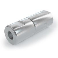 """WEH® Filter TSF4 CNG for CNG vehicles (ECE), internal thread on both sides, NPT 1/2"""", 40 micron, 200 bar"""