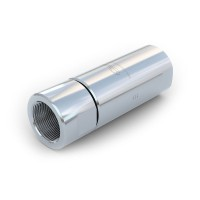 """WEH® Check Valve TVR5 CNG for buses / trucks (ECE), with internal thread  G3/4"""" on both sides, 200 bar"""