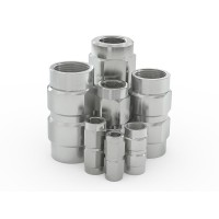 Check Valve TVR60, steel, 0 - 300 bar - Series